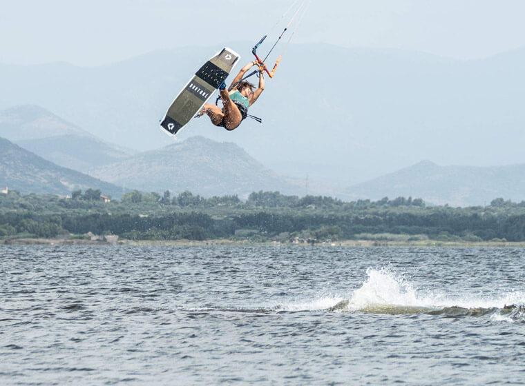 Kite Village Sardegna - Corso kite surf avanzato
