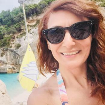 Kite Village Sardegna - Anna Istruttrice Kitesurf e Yoga Punta Trettu