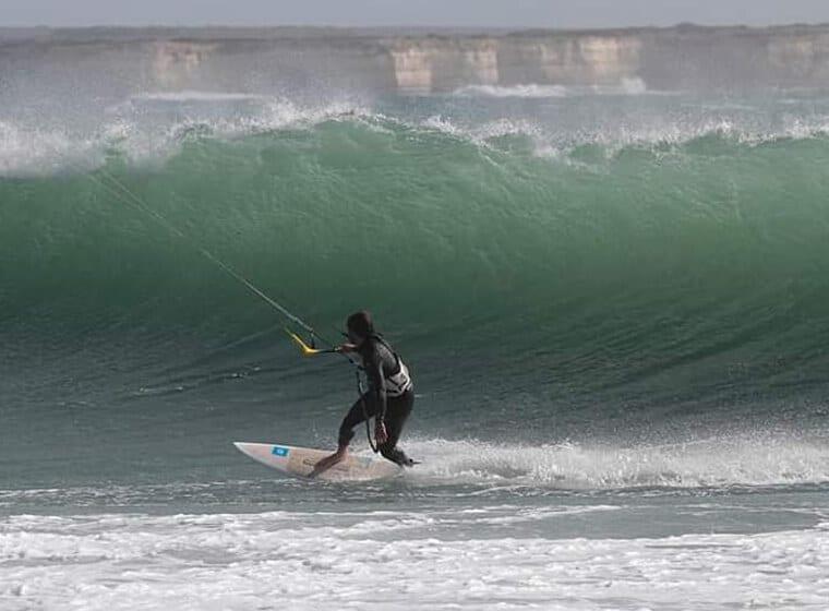 Kite Village Sardegna - Lezioni Wave Riding